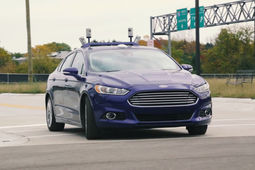 Ford se joint à l'embouteillage de voitures autonomes sur les routes californiennes