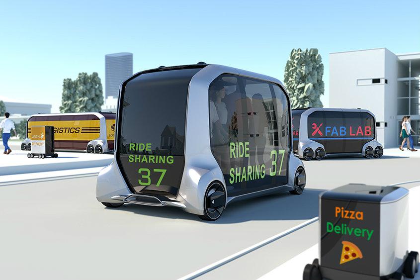 5 nouveaux constructeurs automobiles soutiennent l'initiative de Softbank et Toyota dans la mobilité autonome