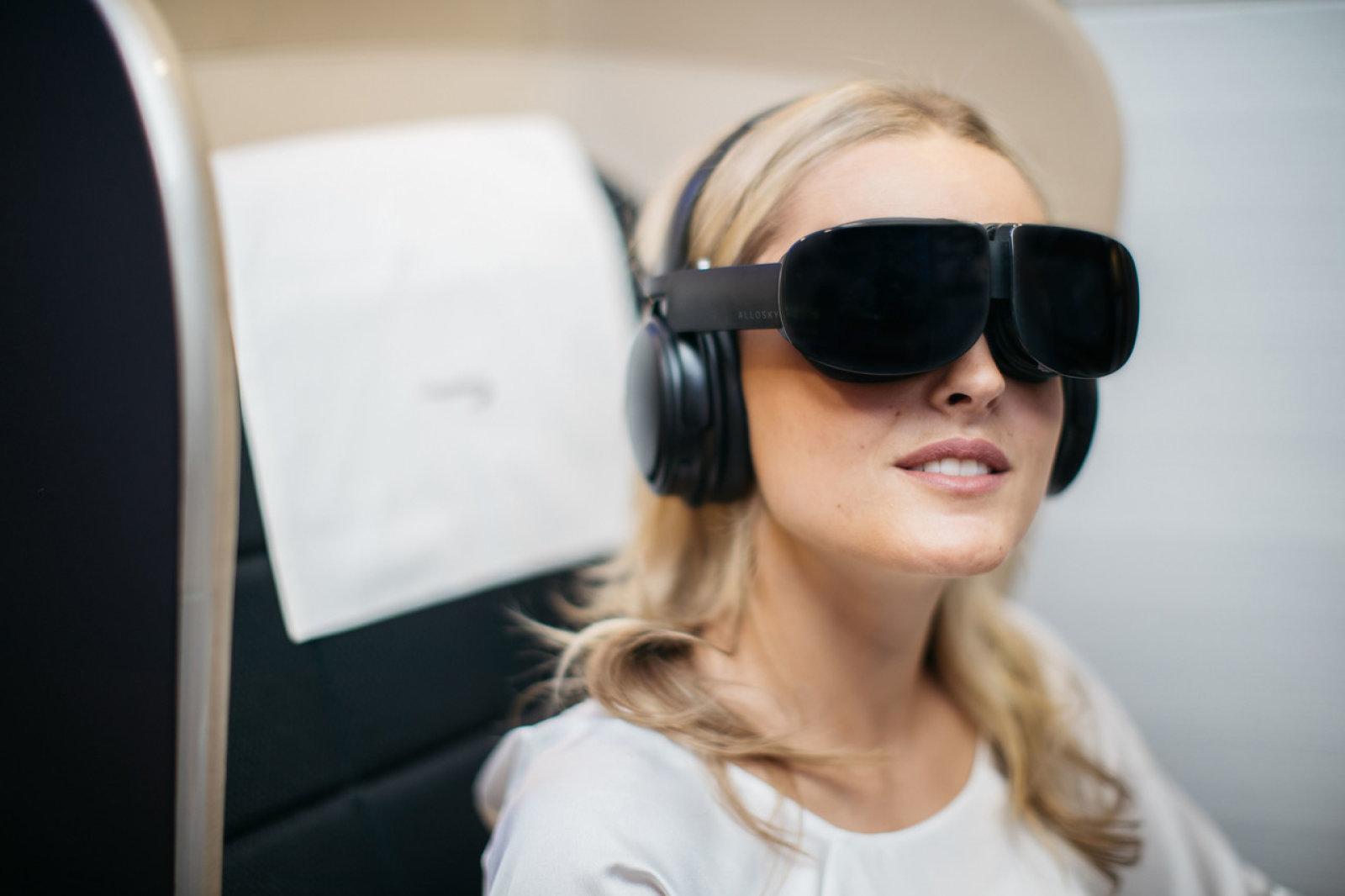 British Airways va tester des casques de réalité virtuelle pour ses vols entre Londres et New York