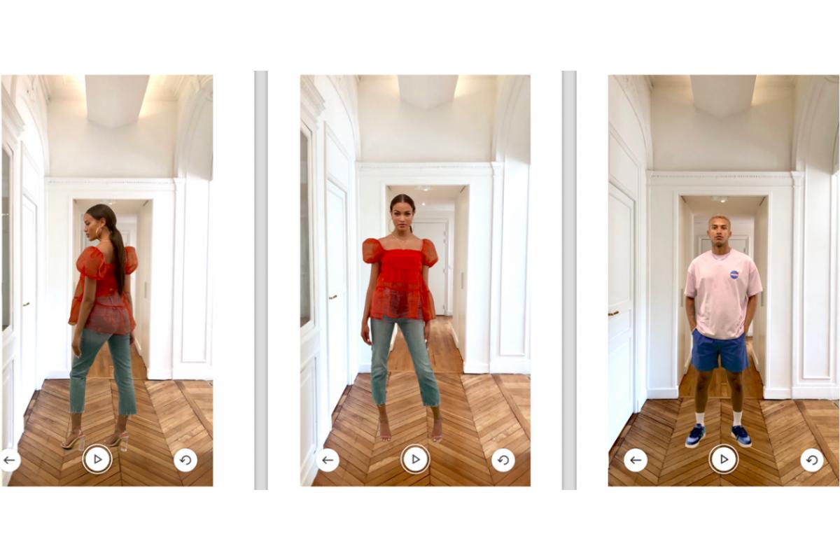 Asos se lance dans la réalité augmentée avec HoloMe