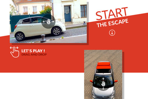 Social marketing : Citroën pense mobile et se met aux GIF animés