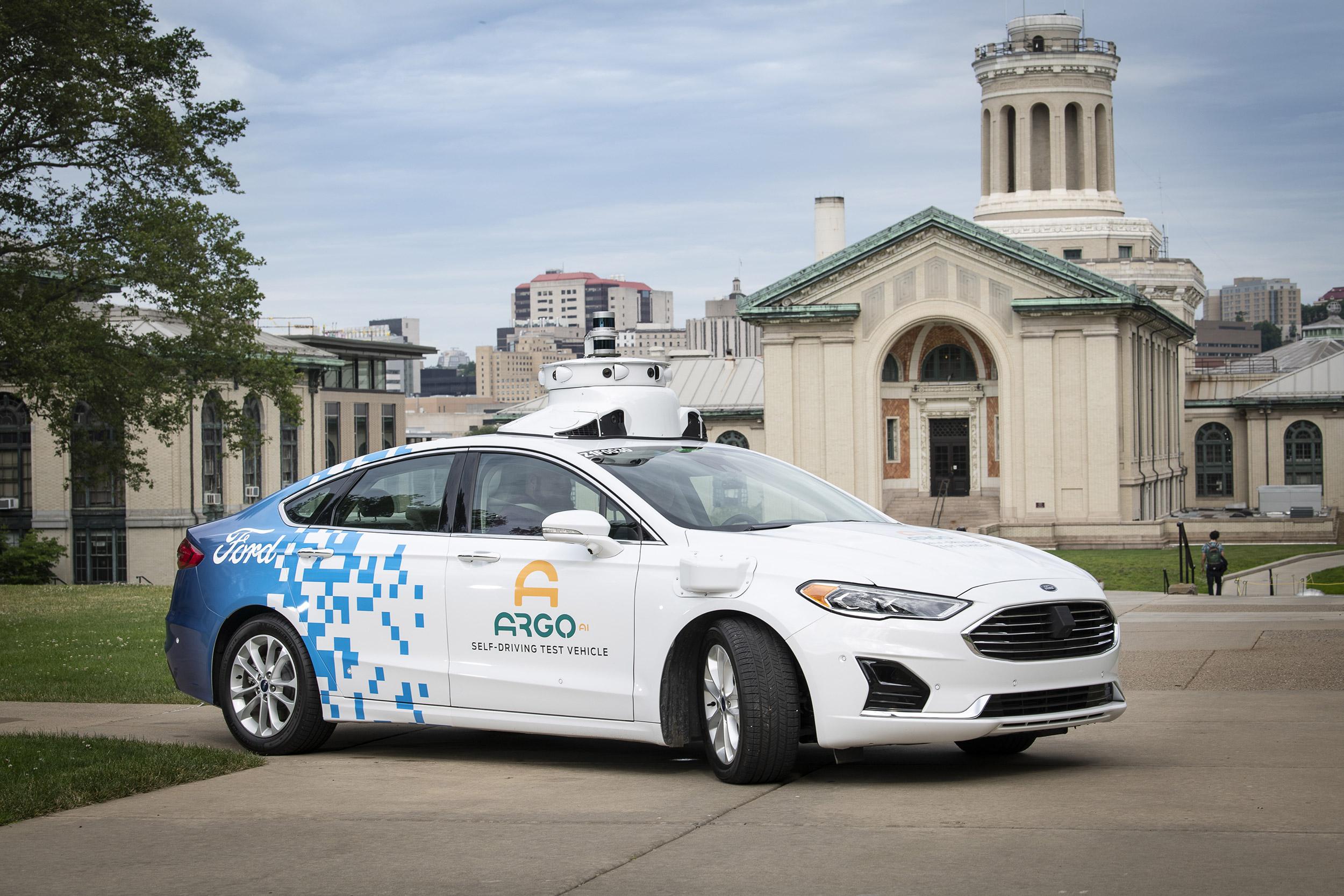 Volkswagen injecte 2,6 milliards de dollars dans Argo AI, une start-up spécialisée dans le véhicule autonome