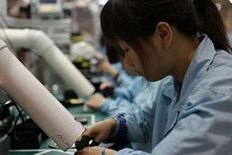 Un million de robots pour Foxconn