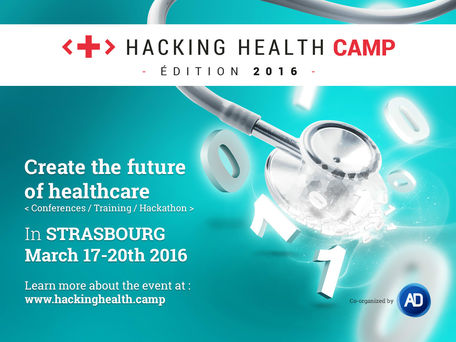 Le Hacking health camp de Strasbourg de plus en plus international