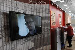 Washington n'a pas l'intention d'amnistier Edward Snowden
