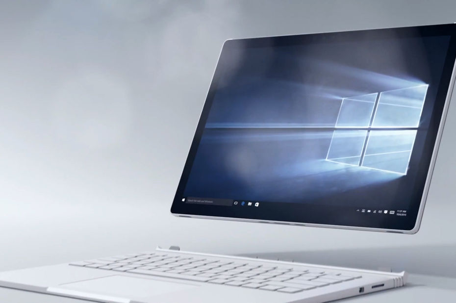 Surface Book, Surface Pro 4, Lumia 950, Band 2... Microsoft frappe fort dans le hardware