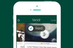 Tendr, le Tinder du crowdfunding
