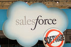 Salesforce paie sa philanthropie en services cloud
