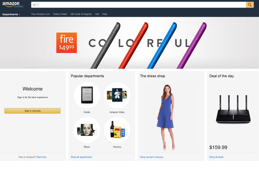 Intelligence artificielle : Amazon passe son moteur de recommandation en open source