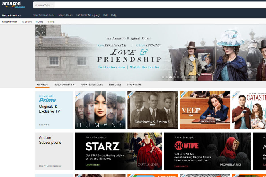 Amazon versus Netflix : l'Empire contre-attaque