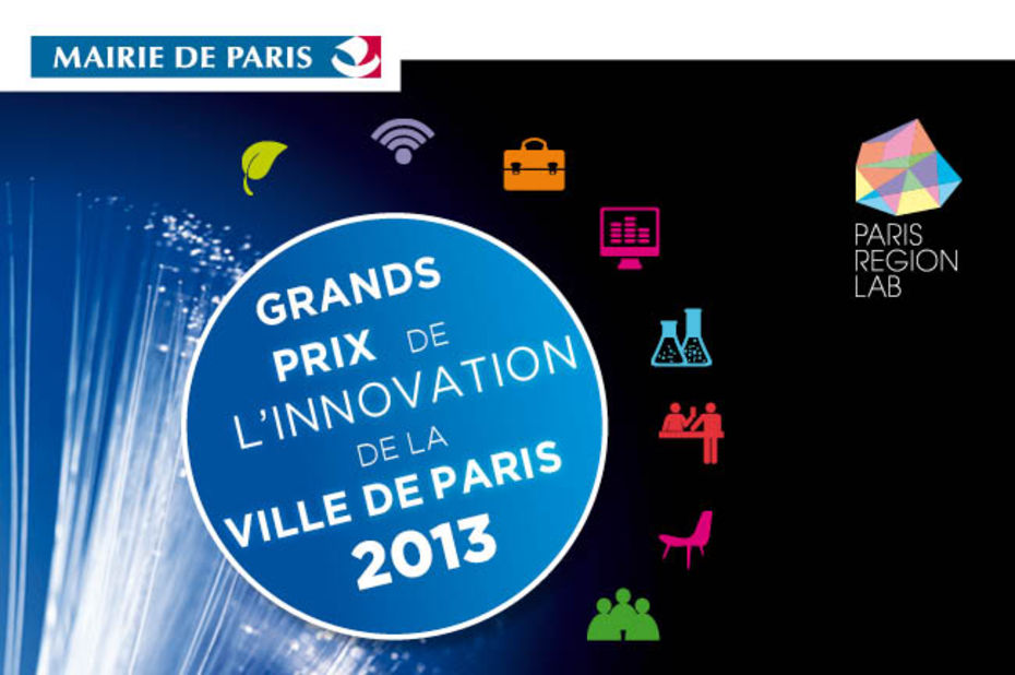 Les start up en lice pour les grands prix de l 39 innovation de la mairie de - Grand prix de l innovation ...
