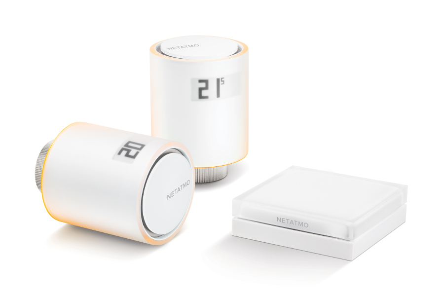 meilleur authentique gamme complète d'articles emballage élégant et robuste Après les chaudières, Netatmo connecte les radiateurs avec ...