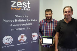 Hello Software, la start-up bordelaise qui numérise les plans sanitaires des restaurants, change d'échelle