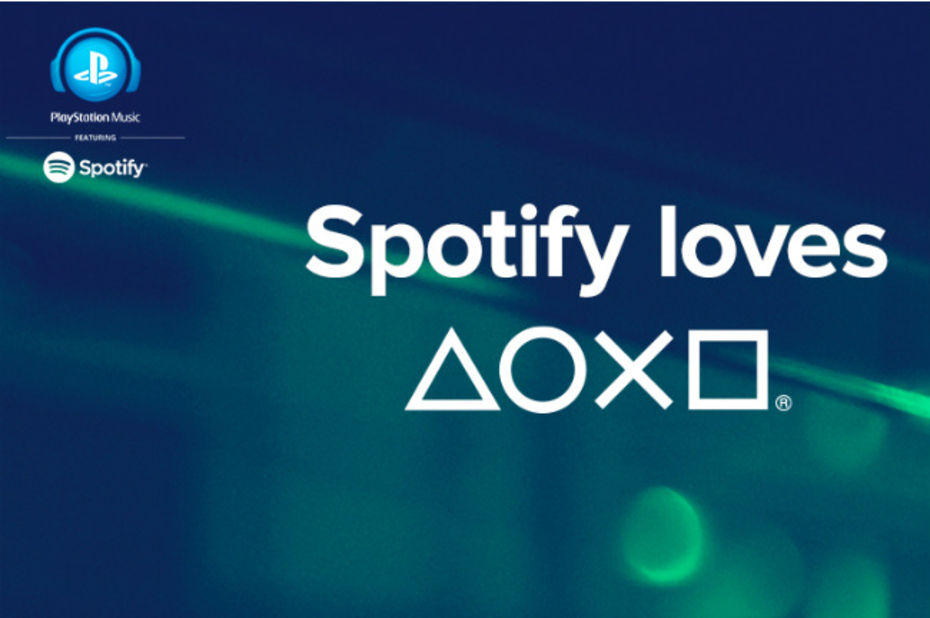 Sony s'allie à Spotify pour son Playstation Music