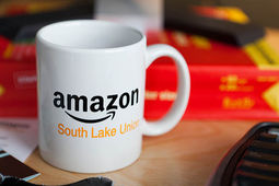 Amazon concurrence Square dans le paiement mobile avec son système Local Register