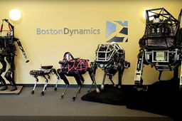[Robotique] Softbank rachète Boston Dynamics et Schaft à Alphabet