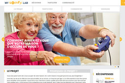 Ce qu'attend Somfy de son Lab innovation