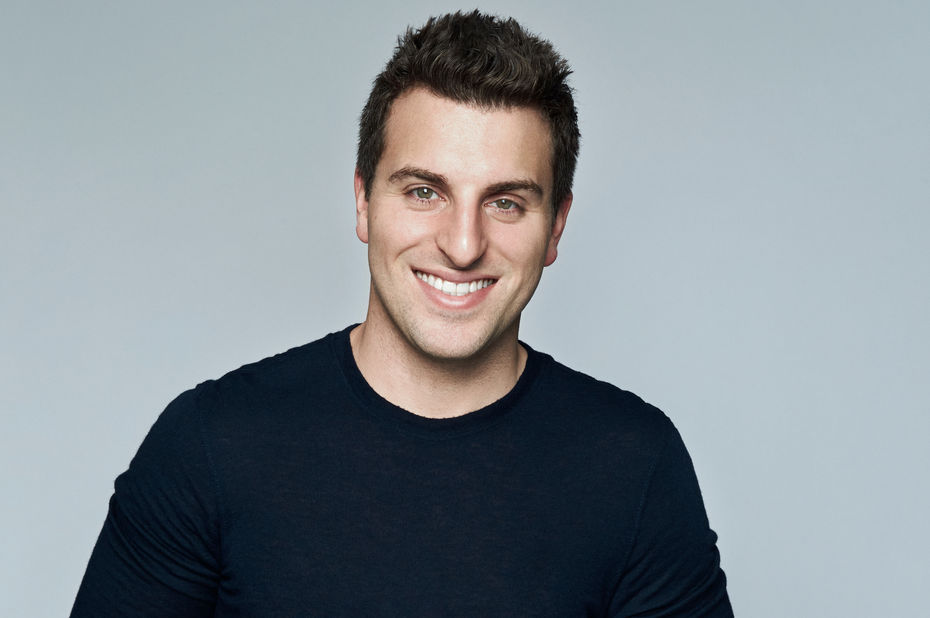 Brian Chesky, cofondateur de Airbnb, en campagne de séduction à Paris