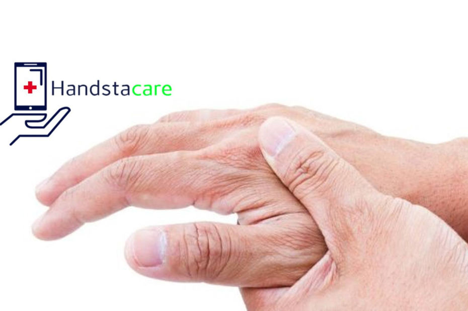 HandstaCare, la start-up lyonnaise qui propose une solution connectée en rhumatologie