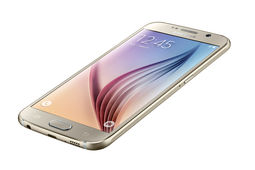 Le Samsung Galaxy S6 plus belle vitrine technologique que réel concurrent à l'iPhone 6