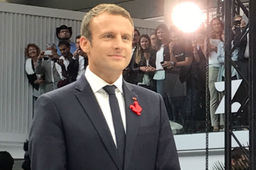 Emmanuel Macron : Entrepreneur is the new France