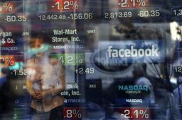Facebook en bourse, mais sans plus