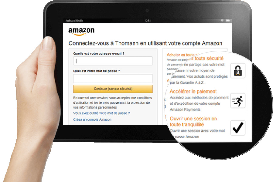 Comment Amazon Compte S Imposer Dans Les Paiements Sur