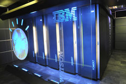 Le super-ordinateur Watson d'IBM va travailler à Wall Street