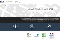 La famille France open data s'agrandit avec la Base adresse nationale (BAN)