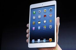 Apple vise Amazon et Google avec son mini-iPad