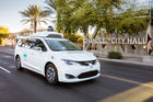 Les monospaces autonomes de Waymo vont cartographier Los Angeles
