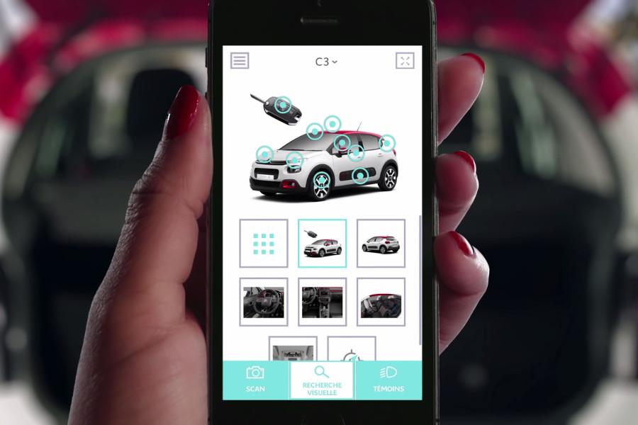 Scan My Citroen – Vehiculo