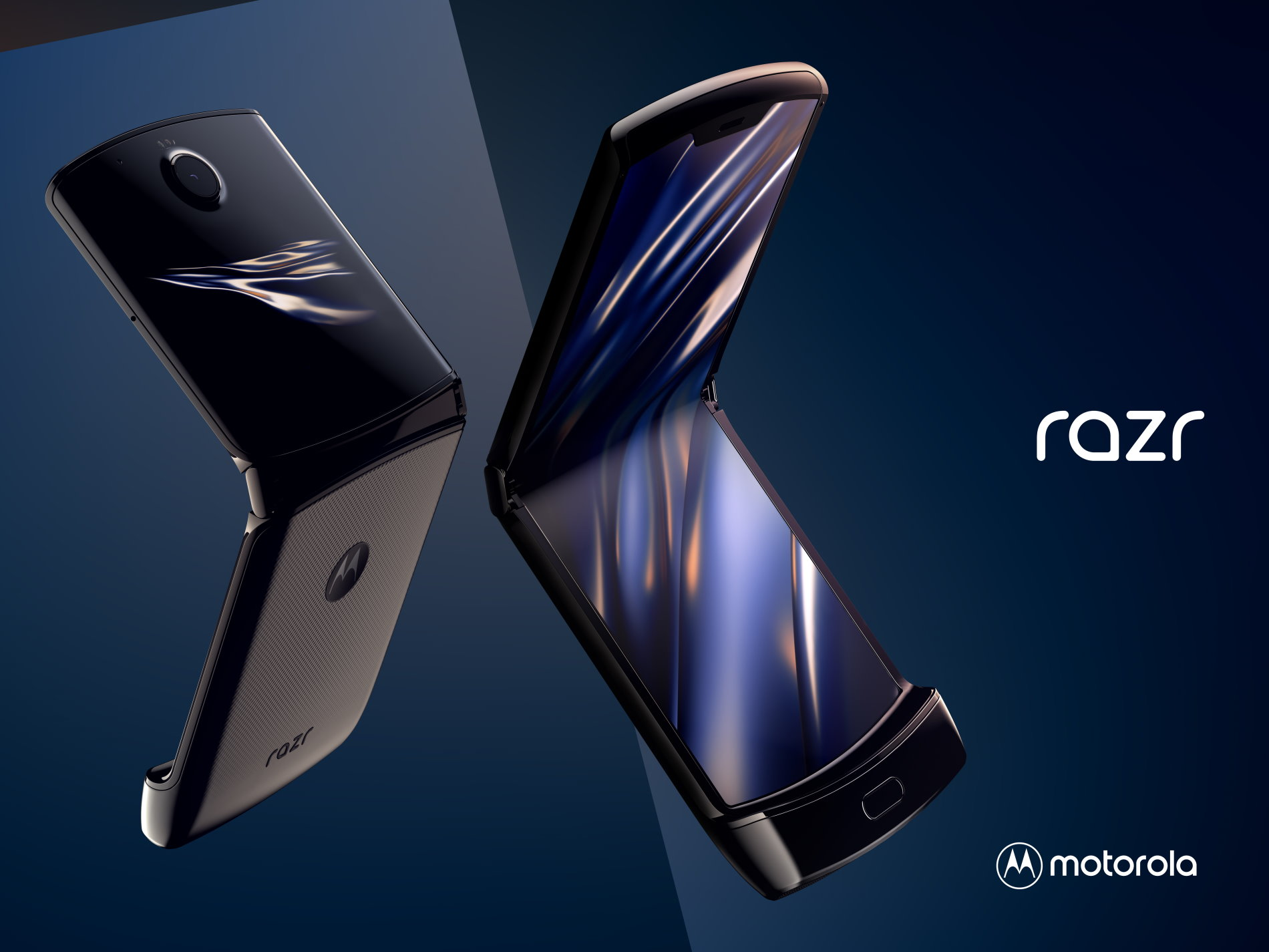 L'emblématique Motorola Razr renaît avec un écran pliable