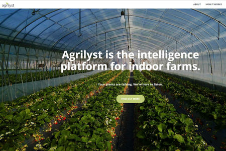 Agrilyst, start-up de l'agro big data, lauréate du concours Techcrunch Disrupt