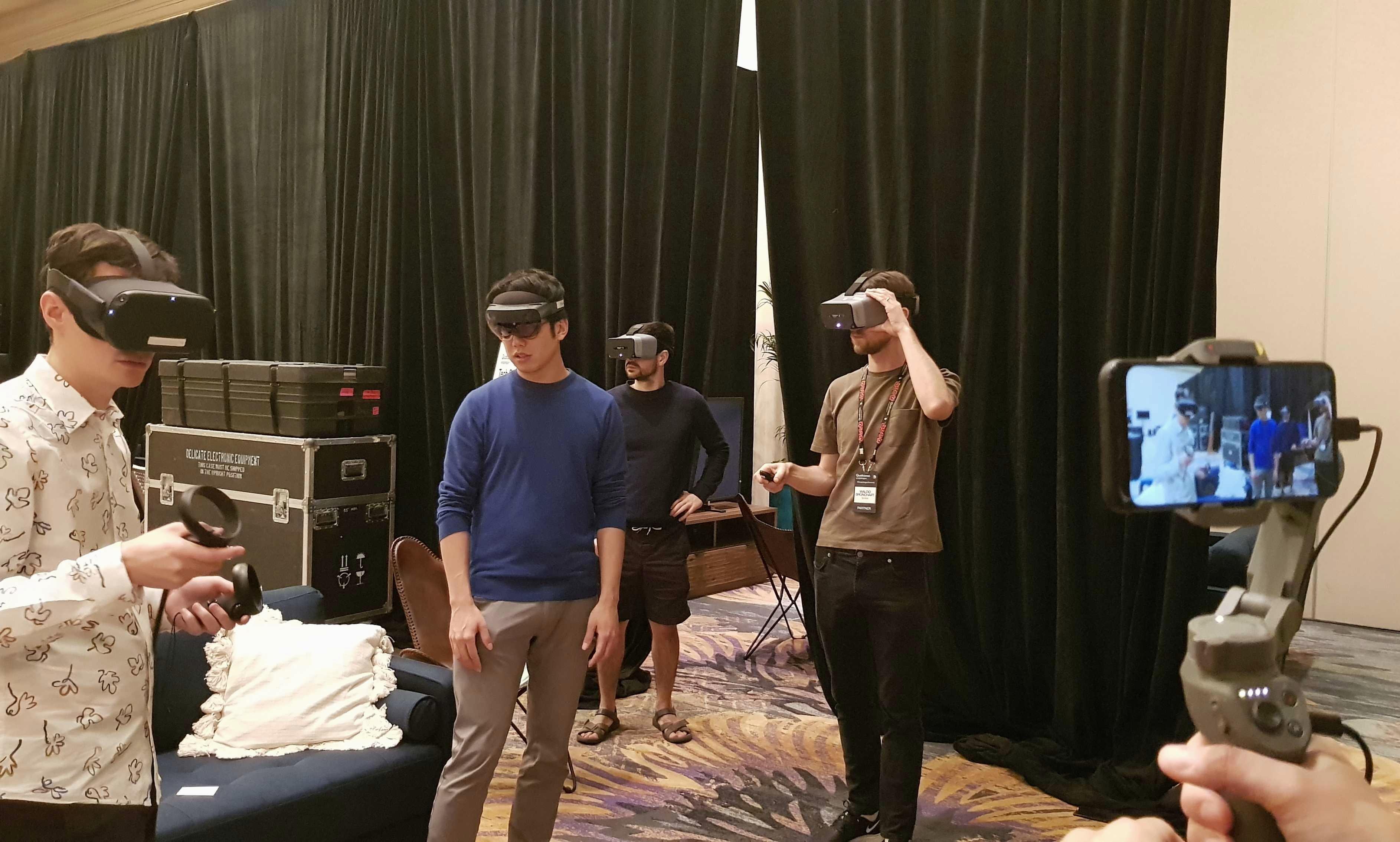 [Prise en main] Le Snapdragon XR2 permet un vrai bond en avant graphique par rapport à l'Oculus Quest