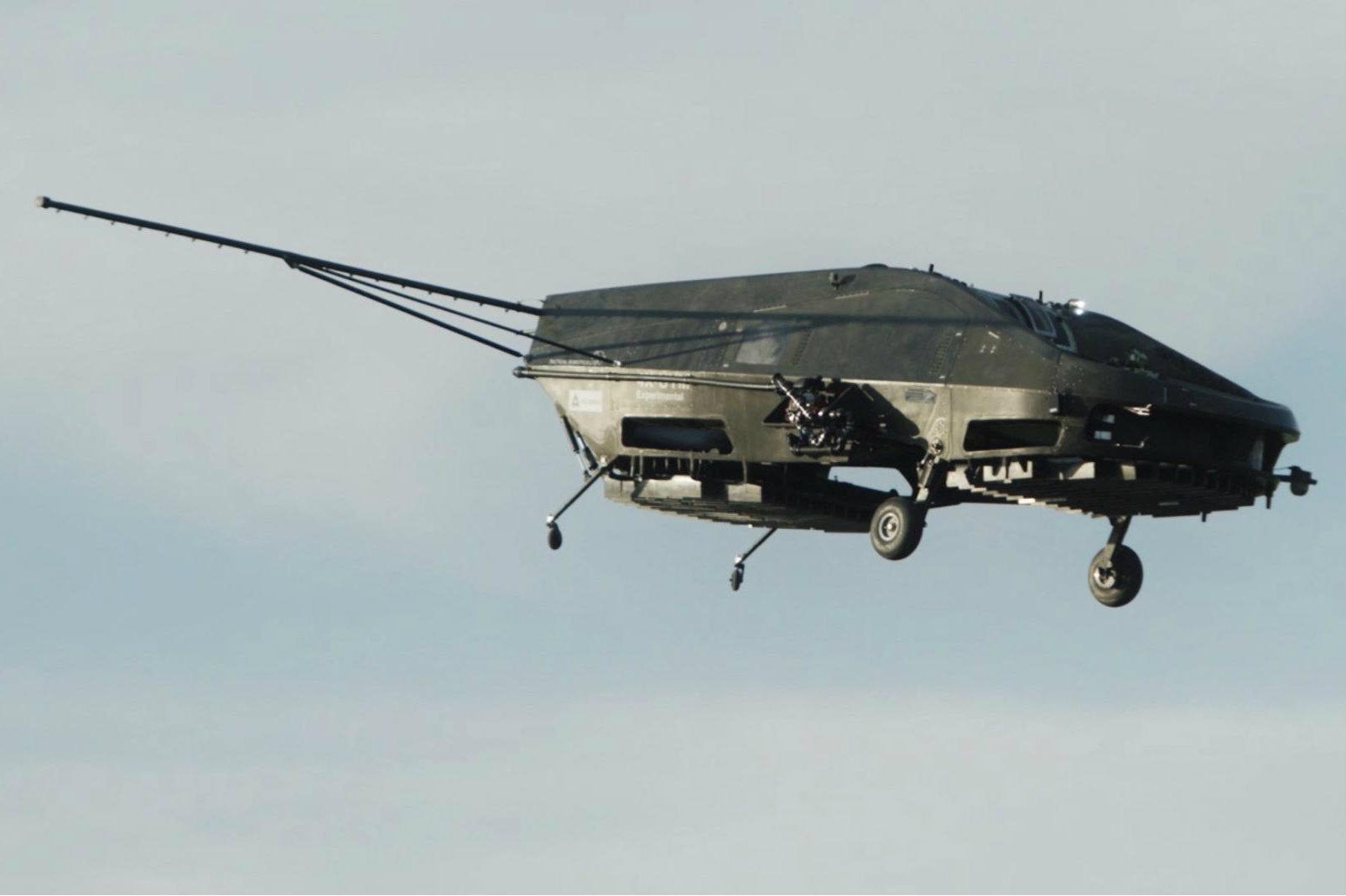 Boeing et Tactical Robotics planchent sur des avions à décollage et atterrissage verticaux