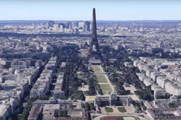 [Hyperlapse] Le tour du monde sur Google Maps en 150 secondes chrono