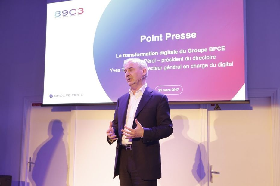 BPCE lance un start-up pass et une plate-forme d'open data
