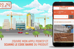 Il faut qu'une application dispose d'un facteur différenciant par rapport au site Web, Olivier Royer, Saint-Gobain Distribution Bâtiment France