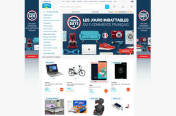 Les e-commerçants tricolores lancent les French Days, un Black Friday à la française