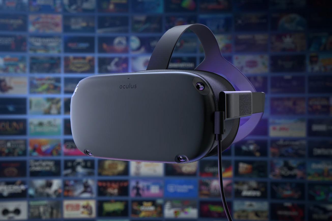 Réalité virtuelle : Oculus Link est disponible en version bêta