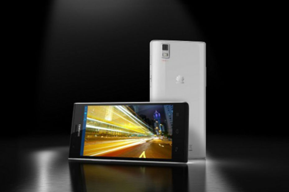 MWC 2013 : Huawei Devices fait son show
