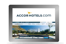La contre attaque num rique d 39 accorhotels transformer for Plateforme reservation hotel