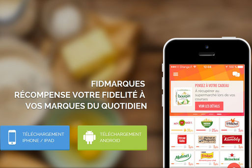Les 100 du digital retail : FidMarques, la carte de fidélité qui scanne le ticket de caisse