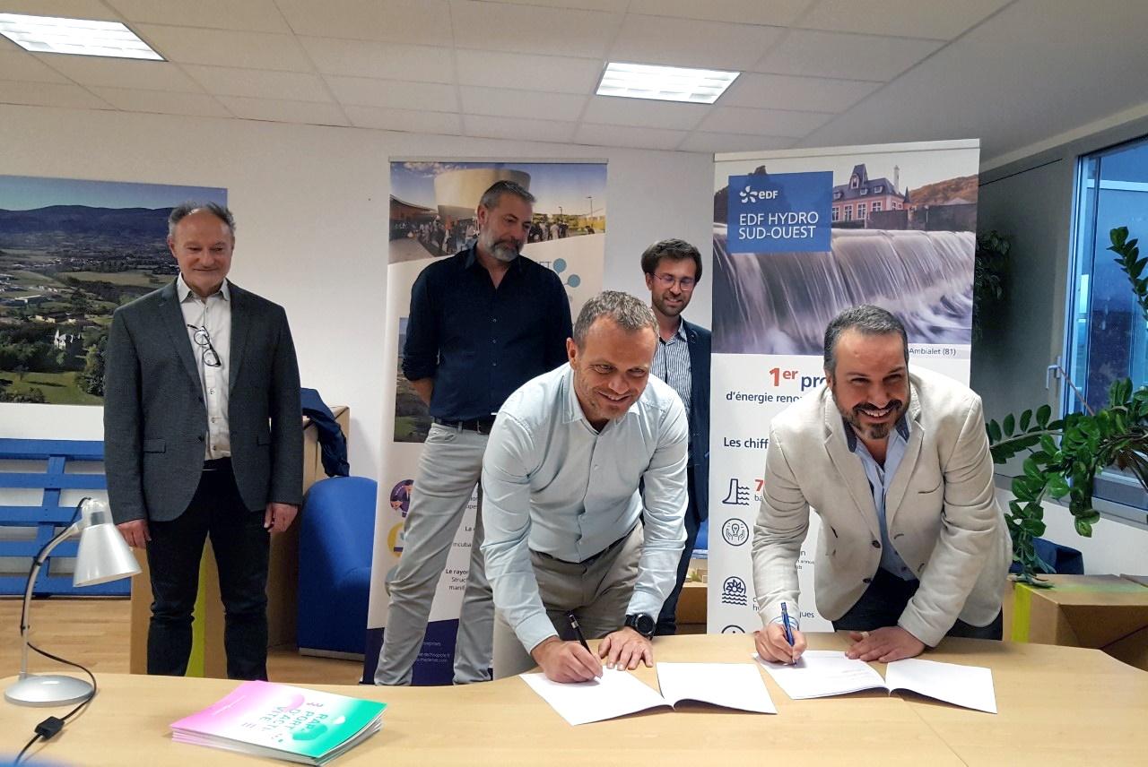 Numanis signe avec EDF pour déployer sa solution d'accessibilité pour sites web