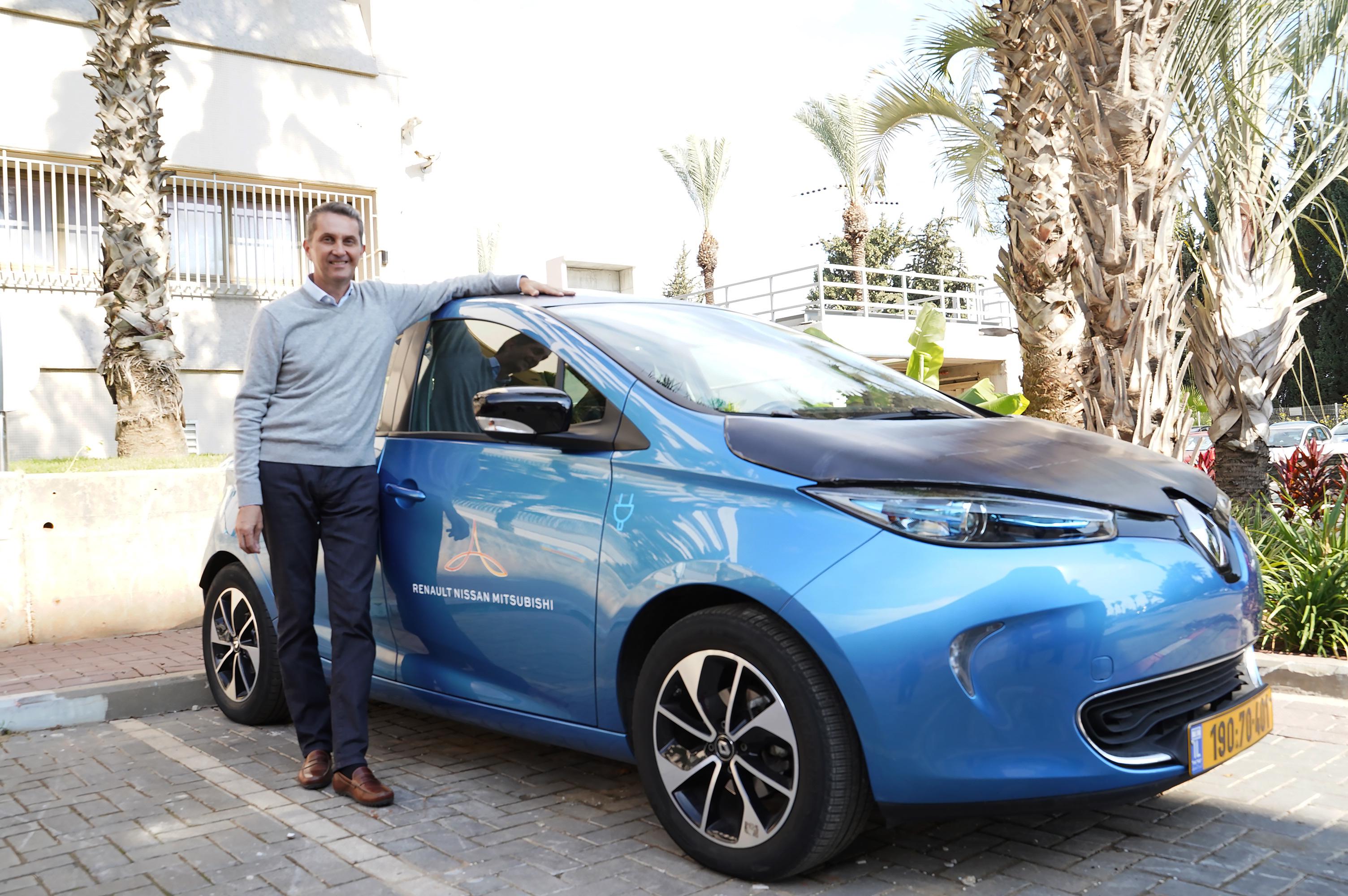 Le lab de Tel Aviv, fer de lance technologique de l'Alliance Renault-Nissan-Mitsubishi