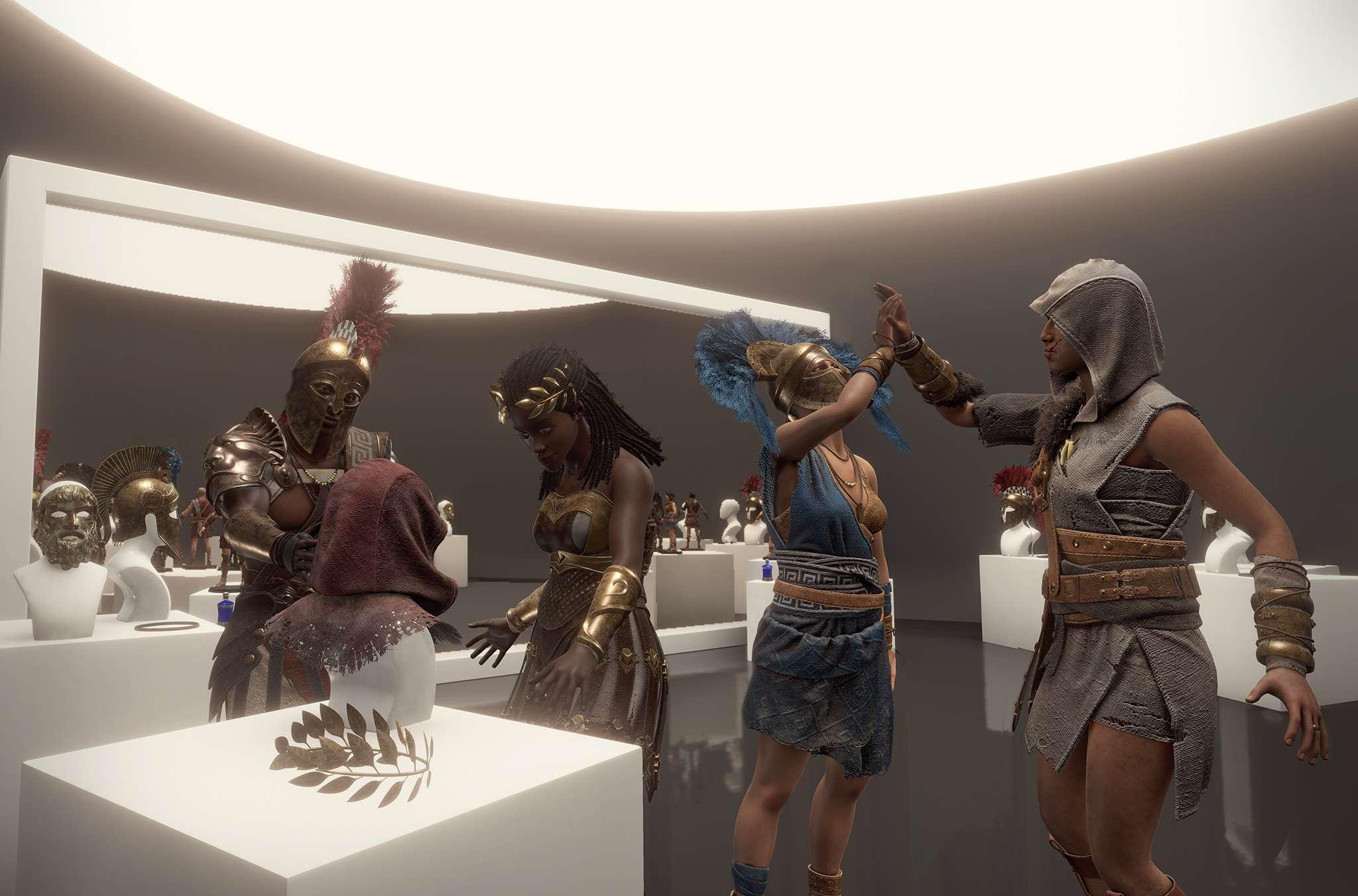 Les escape games en réalité virtuelle d'Ubisoft ont été déployés dans plus de 240 établissements