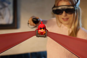 Rovio et Resolution Games annoncent le jeu Angry Birds FPS pour le Magic Leap One