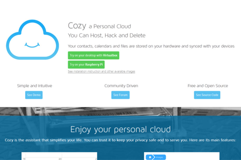 Cozy Cloud lève 800 000 euros pour développer le cloud personnel