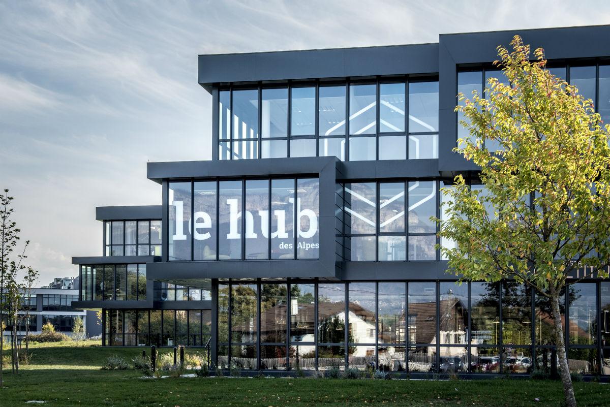 Le Hub des Alpes : le nouveau lieu d'innovation high-tech à Chambéry pour prendre de l'altitude